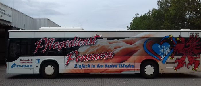 Pflegedienst Pommern