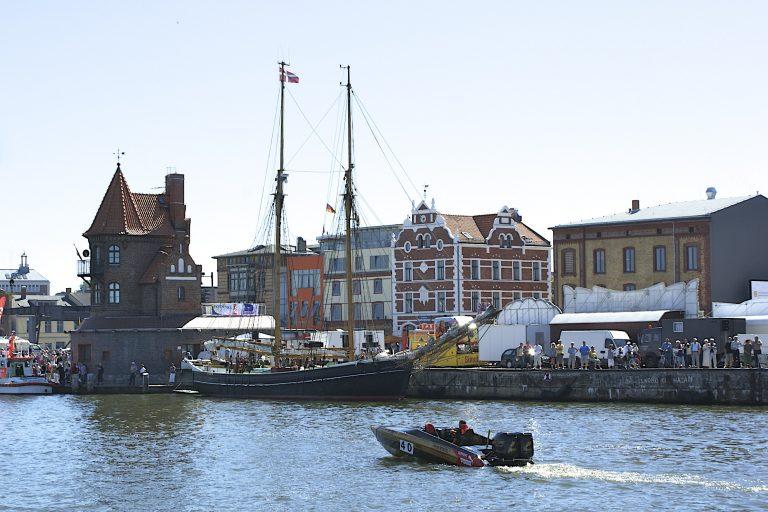 Stralsund - Hafentage