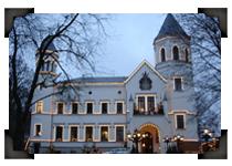 Schloss Bredenfelde Weihnachtsmarkt